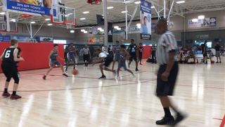 Basketball University 13U vs ND Elite