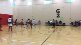 IYBA Illinois Heat vs Gateway Basketball Club