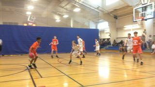 City Rocks 13U - Bradwell defeats Mass Premier, 42-39