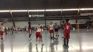Heat Elite victorious over CROSSOVER MOVEMENT, 73-42