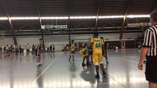 B2L 9th Grade Black defeats Prestige Patriots Basketball Club, 47-46