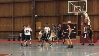 LL Running Rebels, PA AMOROSO wins 76-45 over MABC Bengals