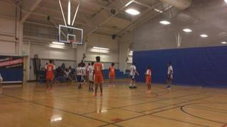 City Rocks-Black getting it done in win over PEACE 7th Grade Boys, 69-42