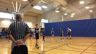 B2L 7th Grade Black wins 51-29 over Kingston Komets