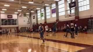 LL Running Rebels, PA AMOROSO emerges victorious in matchup against LONG ISLAND ROUGH RYDERZ, 64-41
