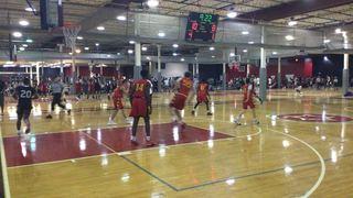 Toronto Nustep Ballers 24 Maryland Movement AAU 19