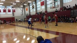 Hudson Valley Panthers Elite (Myles) puts down Heat Elite with the 63-39 victory