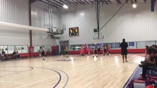 Jersey Warriors Bball Club puts down Warriors (Albany) with the 47-20 victory