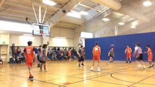 City Rocks 13U - Bradwell wins 68-30 over Demons