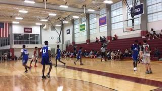 Beast Nation emerges victorious in matchup against Hudson Valley Panthers Elite (Myles), 62-54