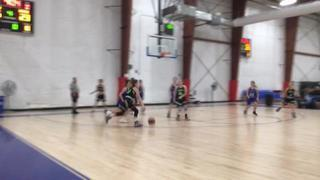 Lightning (Flynn) with a win over Central PA Elite (Kunkle), 59-24