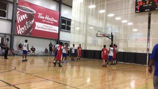 CEREAL CITY HOOPSTERS defeats ELEVATION ALL-STARS RED, 62-53