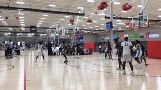 Texas Thunder Elite defeats Texas Elite Boost Boys White, 61-29