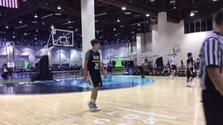 Bay Area Mambas - Black defeats SnyperZ, 59-48