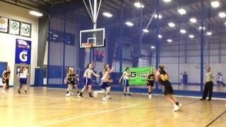 MPC Royals - Katie (MA) getting it done in win over Bay State Jaguars - DellaBarba (MA), 50-40