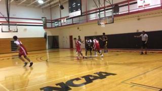 Rocktown Monarchs defeats Riverside Hawks, 62-34