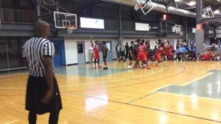 Louisiana Select Team Millsap defeats Fort Mill Knicks, 67-65