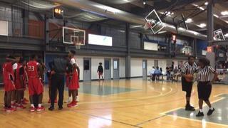Coast 2 Coast Basketball victorious over Louisiana Select Team Millsap, 49-48
