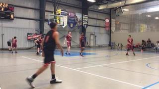 Sean Kilpatrick Elite (NY) wins 64-45 over New Haven Heat (CT)