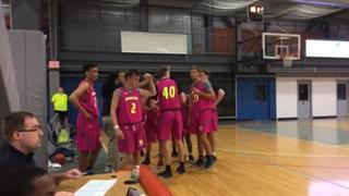 LI Lightning-Foti wins 53-52 over Martin Brothers