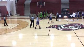 Shadow Creek Shooting Stars defeats Upnext Basketball, 60-57