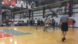 City Rocks EYBL wins 70-68 over Crab5Elite