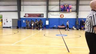 Team Blaze Elite (NJ) 61 NJ Premier (NJ) 59