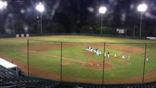 Old Orchard Beach Surge gets the victory over Plattsburgh Redbirds, 5-4