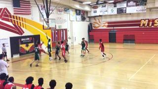 Rancho Verde triumphant over St. Mary's (AZ), 72-41