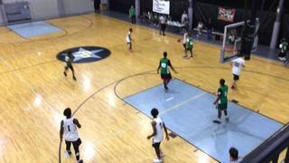 Ashbrook Green Wave wins 78-55 over Carolina Heat