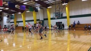 I-90 Elite - 10th grade defeats Lightning Flynn Gold, 43-30