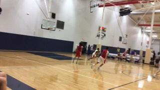 Houston Hawks victorious over Mustangs , 69-44
