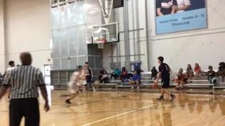 Wizards wins 56-50 over Long Island Select