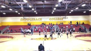 Crean Lutheran with a win over Jserra, 43-36