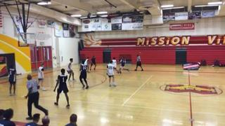 Villa Park steps up for 70-52 win over (LB Millikan) Rams Boys Basketball