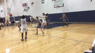 Houston Flight 72 Basketball Univ Silver 33