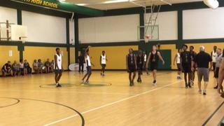 Winston Salem Prep defeats West Forsyth High School, 39-36