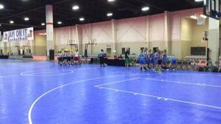 SEI Hoops Academy-White defeats Soda Springs 2, 39-25
