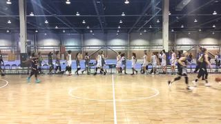 Syracuse Royals (2021) picks up the 52-29 win against Central PA Elite (Johnson)