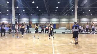 Bay State Jaguars (2022) with a win over Vogues (2022), 54-30