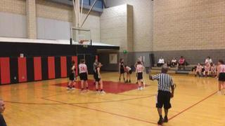 Oregon City White puts down Ballard Select with the 44-32 victory