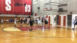 Way To Win Black victorious over 808 Basketball, 61-43