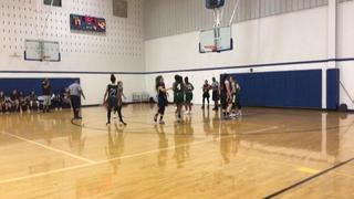 Lady Getshook (McMillan/Gaten) emerges victorious in matchup against West MI Drive (Christopher 2020), 42-19
