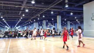 NWBA Futures steps up for 59-43 win over GU - Gulf Coast Hurricanes