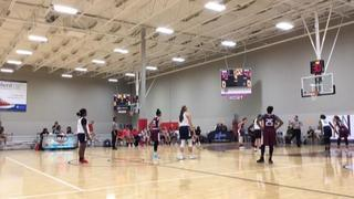 Southern Starz (Bush 2020) emerges victorious in matchup against Philadelphia Belles (EYBL Lee), 59-46