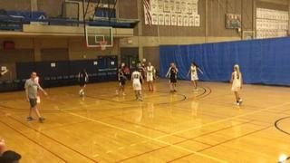 Reno Lady Ballers victorious over EBC 15U Blue, 55-52