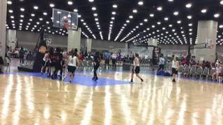 Atlanta Select Platinum 9th 49 Mac Bball Taylor 40