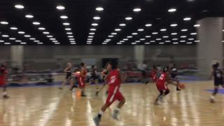 Stars Elite 2022 Red emerges victorious in matchup against Fredicks Finest Black 2022, 56-29