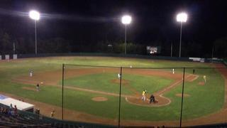 Old Orchard Beach Surge with a win over Aguada Explorers, 8-1