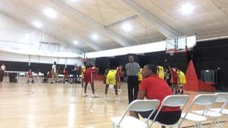 UTS ELITE defeats Riverside Hawks Boys Gold, 60-58